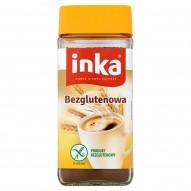 Inka Bezglutenowa Rozpuszczalna kawa zbożowa 100 g