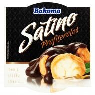 Bakoma Satino Profiteroles Ptysie nadziewane kremem 90 g