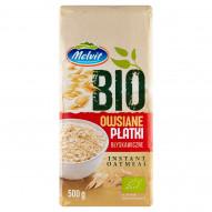 Melvit Bio Płatki owsiane błyskawiczne 500 g