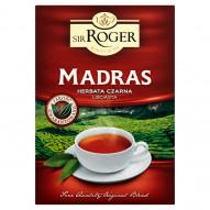 Sir Roger Madras Herbata czarna liściasta 100 g