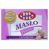Mlekovita Masło Polskie czosnkowe 100 g