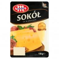 Mlekovita Sokół Ser w plastrach 150 g