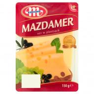 Mlekovita Mazdamer Ser w plastrach 150 g