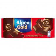 Alpen Gold Czekolada gorzka Extra 80 g