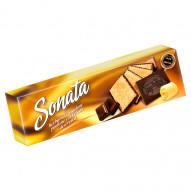 Sonata Herbatniki maślane podlane czekoladą mleczną 125 g