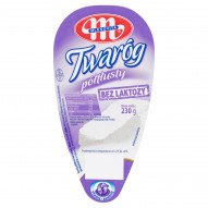 Mlekovita Twaróg bez laktozy półtłusty 230 g