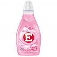 E Skoncentrowany płyn do zmiękczania tkanin różana łąka 1 l (33 prania)