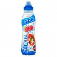 Hortex Leon Aqua o smaku maliny Napój niegazowany 400 ml