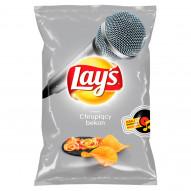 Lay's Chipsy ziemniaczane o smaku chrupiącego bekonu 140 g