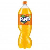 Fanta Pomarańczowa Napój gazowany 1 l