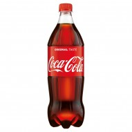 Coca-Cola Napój gazowany 1 l