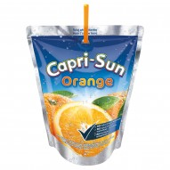 Capri-Sun Orange Napój pomarańczowy 200 ml