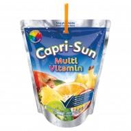 Capri-Sun Multi Vitamin Napój wieloowocowy 200 ml