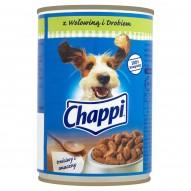 Chappi z wołowiną i drobiem Karma pełnoporcjowa 400 g