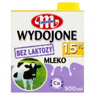 Mlekovita Wydojone Mleko bez laktozy 1,5% 500 ml