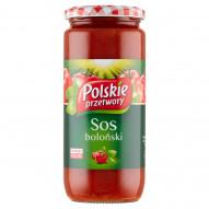 Polskie przetwory Sos boloński 500 g