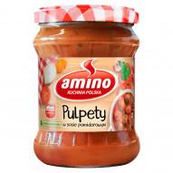 Amino Pulpety w sosie pomidorowym 460 g