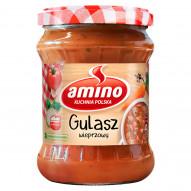 Amino Gulasz wieprzowy 460 g