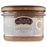 Kuchnia Staropolska Premium Mięsiwo z gęsiny 160 g