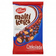 dr Gerard MaltiKeks Kruche ciasteczko w czekoladzie 350 g