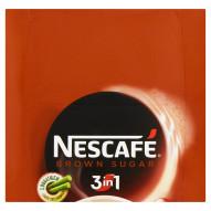 Nescafé 3in1 Brown Sugar Rozpuszczalny napój kawowy 476 g (28 x 17 g)