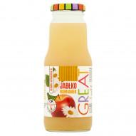Great Napój na bazie soku tłoczonego z ekstraktem jabłko rumianek 300 ml