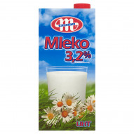 Mlekovita Mleko UHT 3,2% 1 l