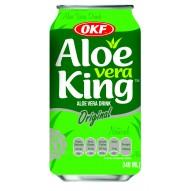 OKF Napój Aloe Vera King puszka 340ml