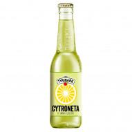 Tymbark Cytroneta Napój gazowany o smaku gruszki 330 ml