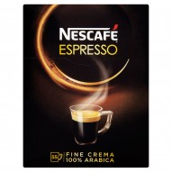 Nescafé Espresso Kawa rozpuszczalna 45 g (25 saszetek)