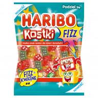 Haribo Fizz Żelki owocowe kostki 200 g