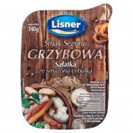 Lisner Smak Sezonu Grzybowa Sałatka ze smażoną cebulką 140 g