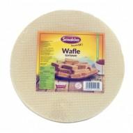 Smakko Wafle tortowe okrągłe 130g