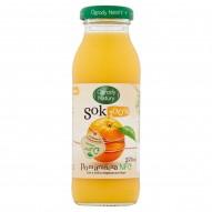 Ogrody Natury Sok 100% pomarańcza 225 ml