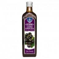 Oleofarm Czarna porzeczka 100% sok z owoców 490 ml
