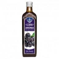 Oleofarm Sok z aronii 100% 490 ml