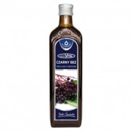 Oleofarm Sok z czarnego bzu 490 ml