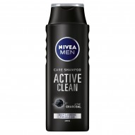 NIVEA MEN Active Clean Szampon do włosów 400 ml