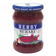 Herby Buraczki zasmażane 500 g