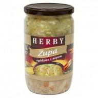 Herby Zupa ogórkowa 680g