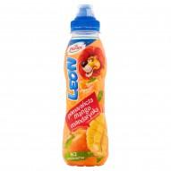 Hortex Leon Napój wieloowocowy pomarańcza mango mandarynka 400 ml